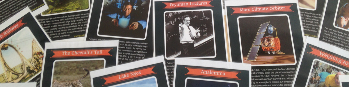 The 'Best of Physics Footnotes' eBook Series